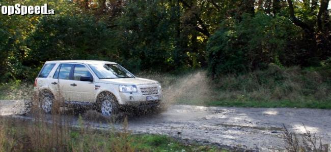 Land Rover Freelander 2 SE TD4
