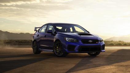Subaru WRX bez boxeru?