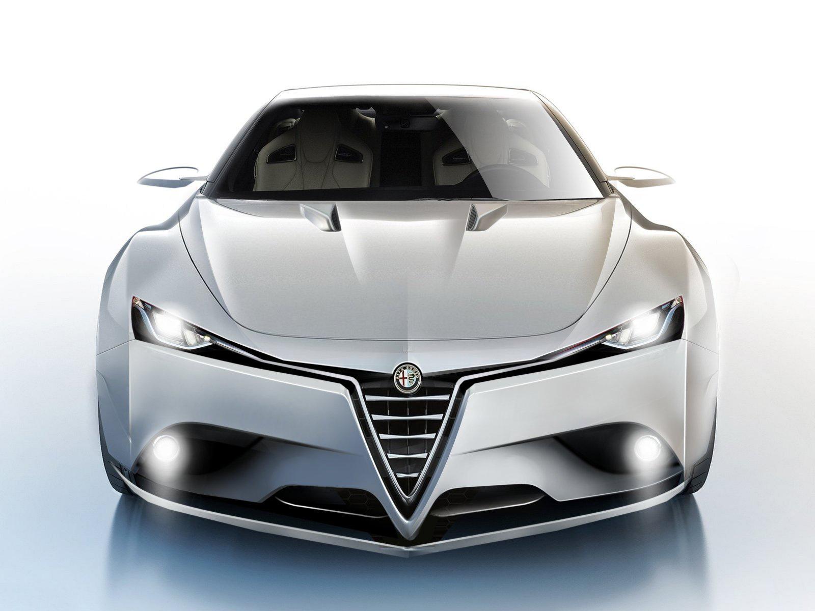 Nov½ sedan Alfa Romeo dostane motor V6 z Maserati TopSpeed