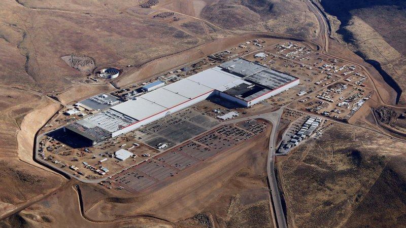 Tesla Gigafactory
