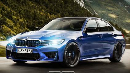 Nové BMW M3 G80 bude mať zadný pohon a manuál!