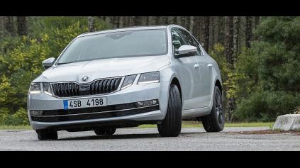 JAZDA: Škoda Octavia 3 má viac než len 4 oči