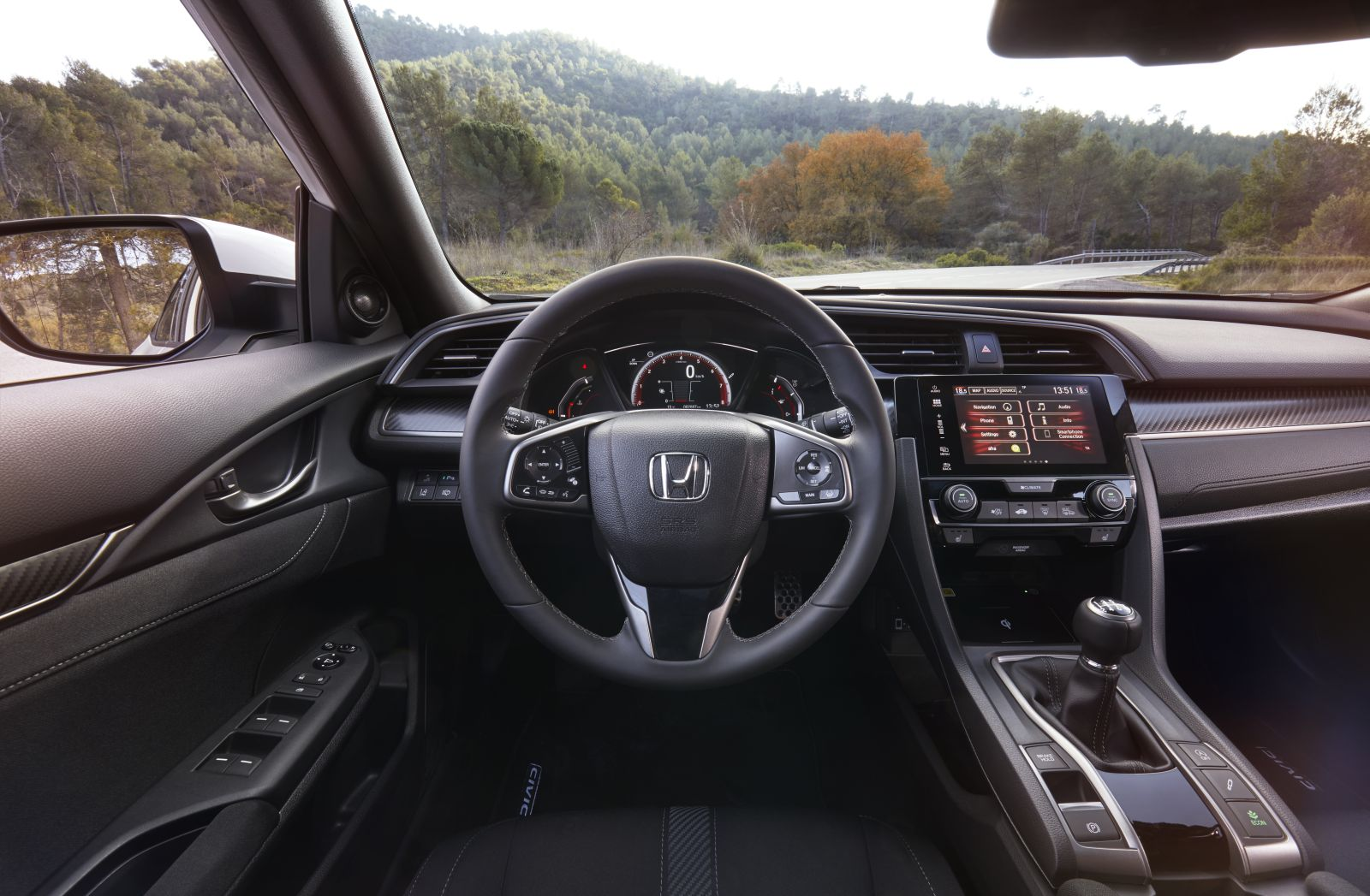 Topspeed.sk jazda Honda Civic 10G