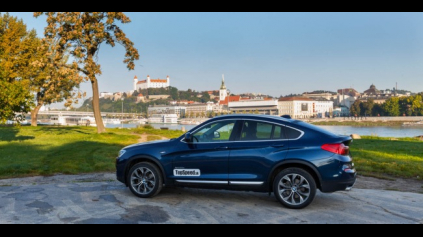 Test: BMW X4 xDrive 30d