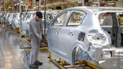 Prerušenie výroby v európskych automobilkách je na dennom poriadku