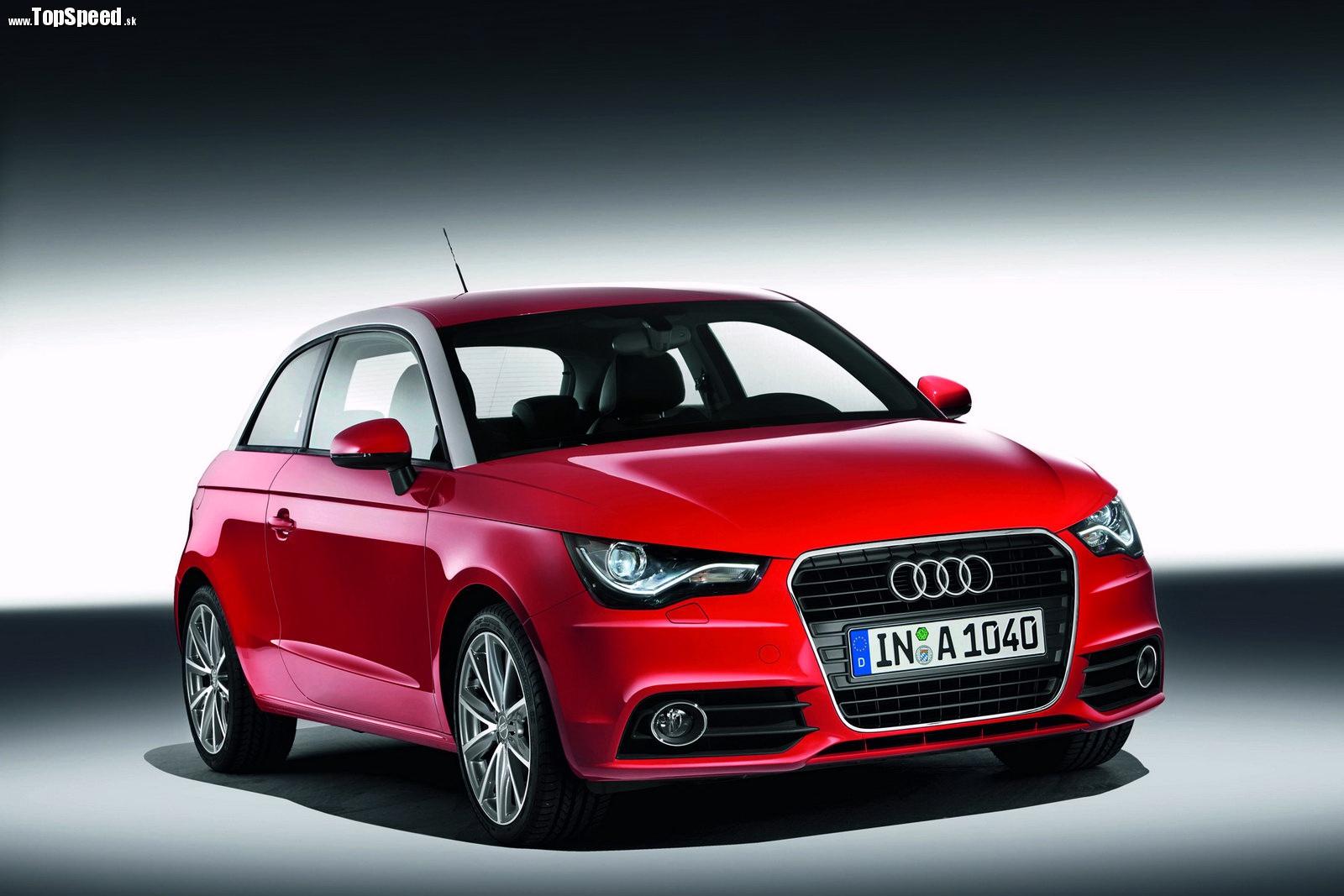 V Audi už môžu rozmýšľať ako zmodernizujú A1 tak, aby obstála v konkurenčnom boji.