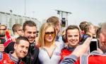 Galéria hostesiek z pretekov FIA WTCC SlovakiaRing 2016