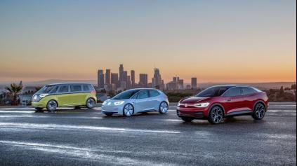 VW zmení logo a chce byť menej nemecký