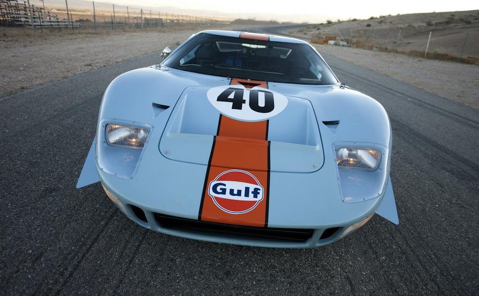 Ford GT40 Gulf Mirage
