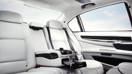 BMW CHCE PRINIESŤ LIMUZÍNAM REVOLÚCIU - PLNENIE POHÁROV ODSPODU