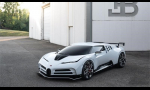 Bugatti Centodieci vzdáva hold modelu EB 110. Jeho cena vyráža dych