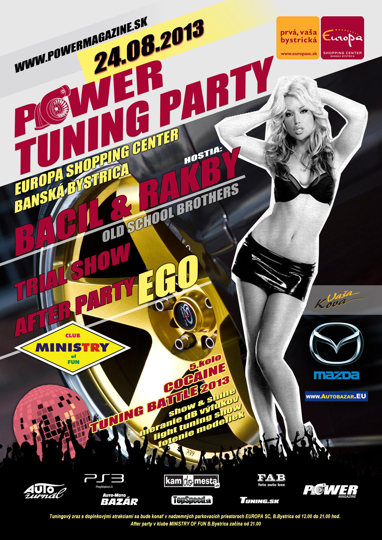 Power Tuning Party 2013 Banska Bystrica