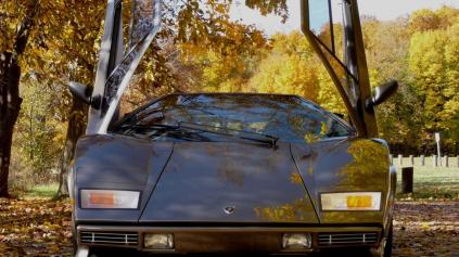 Perfektná replika Lamborghini Countach. Robil ju sám celých 17 rokov!