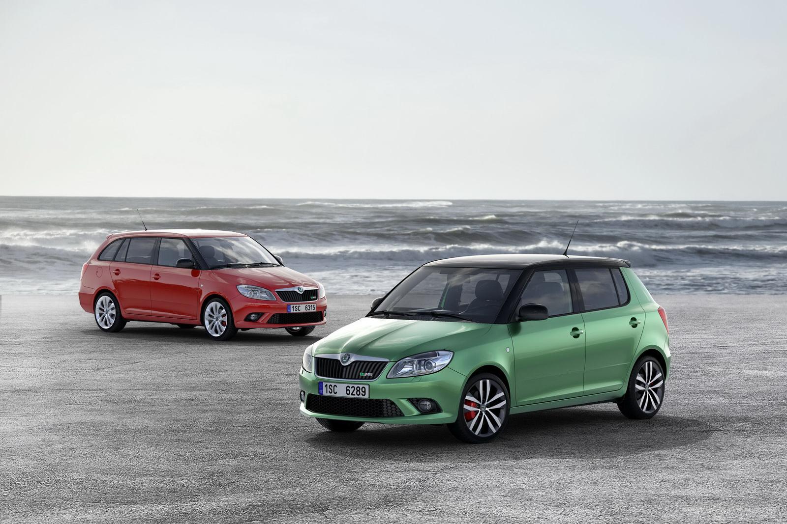 Škoda Fabia RS nebude