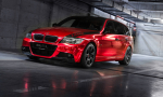 Brutal Car Wraps premenil auto na laser