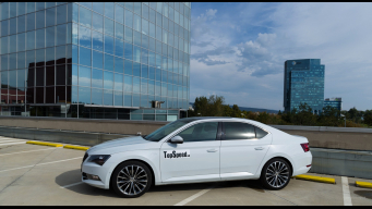 TEST ŠKODA SUPERB III L&K TDI