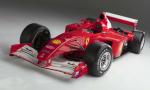 Schumacherove Ferrari F2001 predali za 7,5 milióna dolárov