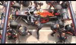 Red Bull opäť prekonal rekord o najrýchlejšie prezutie pneumatík