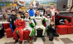 Štart Slovak Indoor Karting Teamu podporili Majstri SR v rally