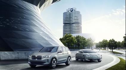 BMW iX3 s dojazdom 440 km predstavia už budúci rok