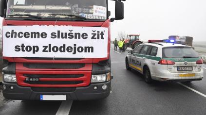 Autodopravcovia a štát sa nedohodli. Vo štvrtok hrozí ďalší štrajk