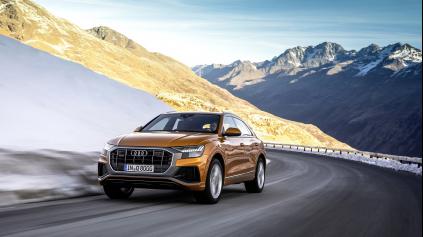 Nové motory Audi Q8 tvoria základ ponuky