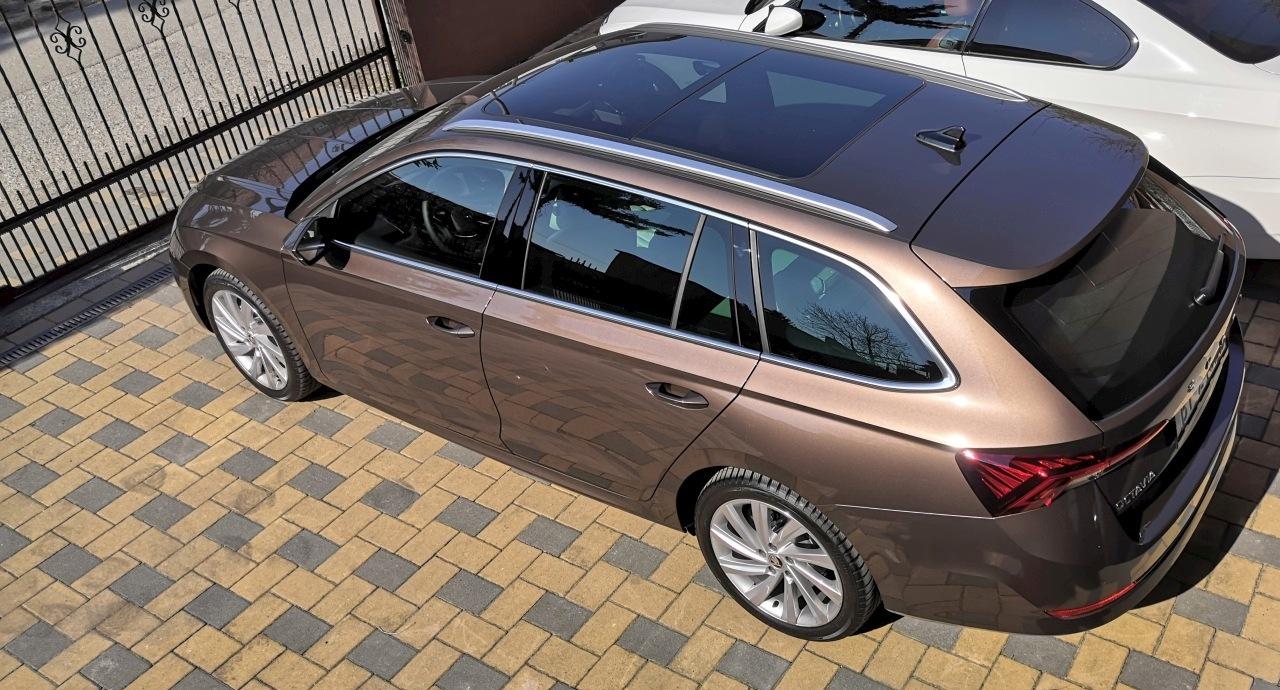 Testujeme 2020 Škoda Octavia