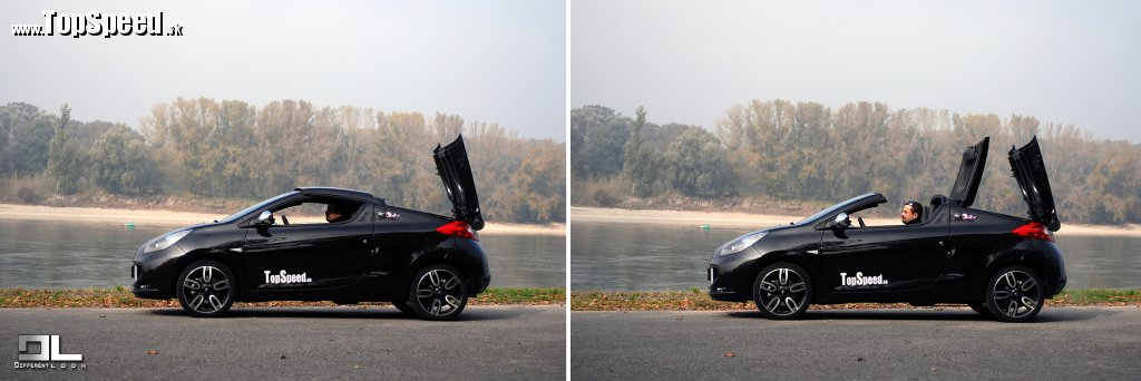 Renault Wind si nespletiete s ničím iným, veď sa len na neho pozrite!