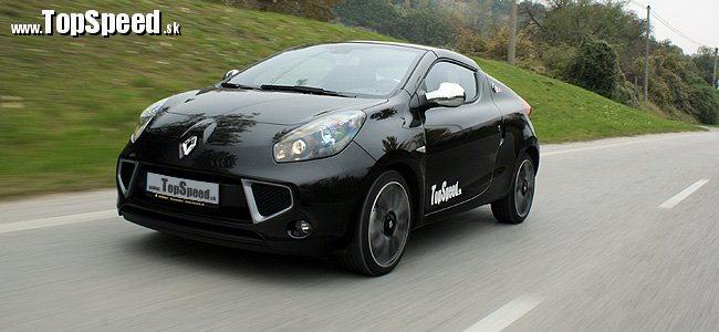 Test Renault Wind 1,6 16V