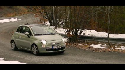 TEST JAZDENKY FIAT 500