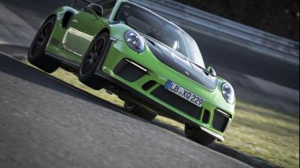 Nové Porsche 911 GT3 RS dalo Nürburgring pod 7 minút!
