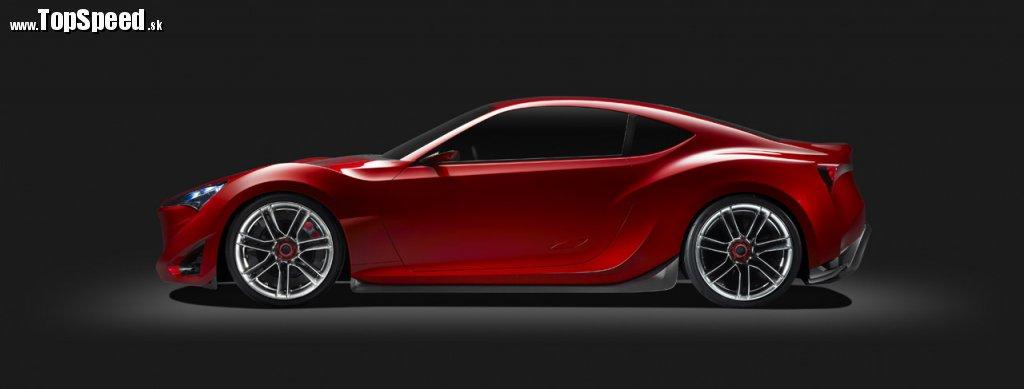 Scion FR-S Concept je jednoducho nádherné auto. Jeho design je inšpirovaný legendou Toyota 2000GT.