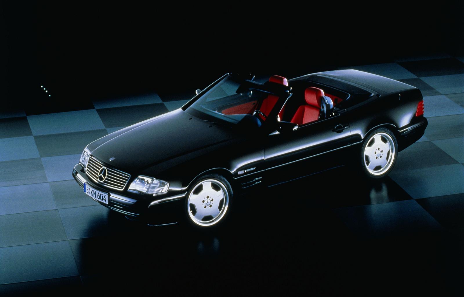 Mercedes-Benz SL typ 129