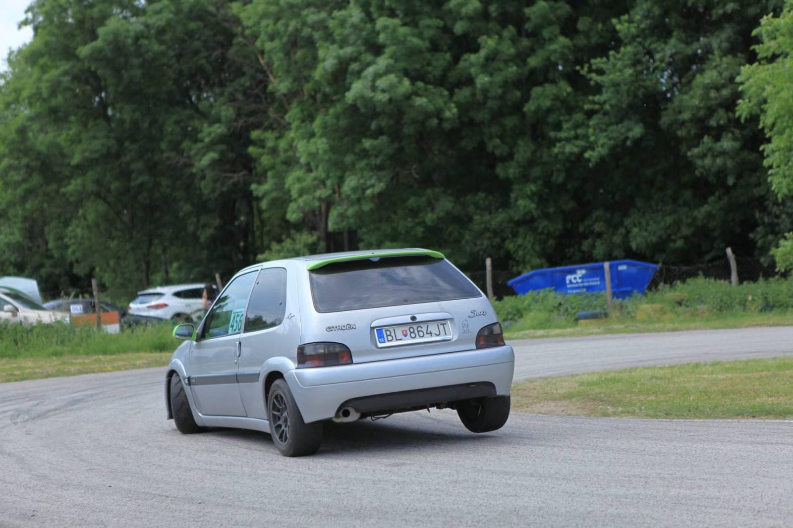 autoSlalomShow Cup Dunajská Streda, dva dni medzi kužeľmi