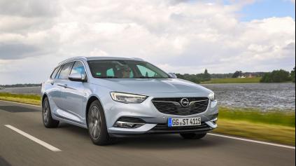 Pre Opel Insignia ocenenie J.D. Power znamená skvelý výsledok