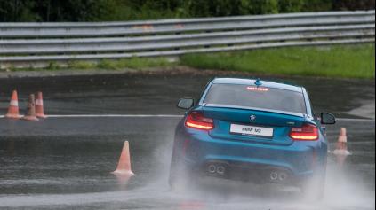JAZDA BMW M2 (F87)
