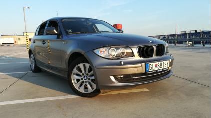 TEST JAZDENKY: BMW 1 E87 (2004 - 2013)