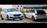 Test Škoda Scala: diesel vs benzín?