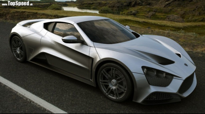 Zenvo ST1 bude stáť len 1 225 000 dolárov :)