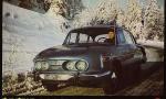 Pamätáte si ešte? Tatra 603 v reklame: Štastnou cestu