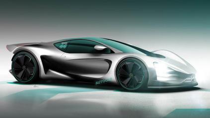 Hypercar AMG bude mať motor F1 a 1000 k
