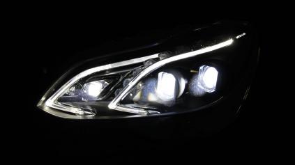 Revolúcia! Daimler má svetlá s 1024 svetelnými bodmi