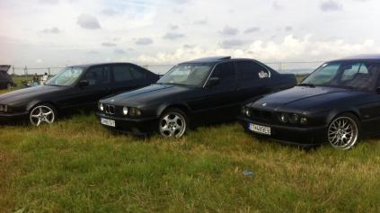 Spomeňme si na tretie BMW radu 5 (E34 1988-1996)