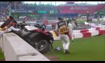 Brutálna nehoda na Race of Champions!