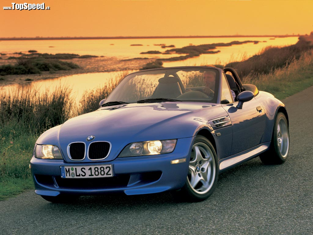 BMW Z2 vznikne v duchu pôvodnej Z3, ktorú BMW uviedlo na trh v roku 1995.