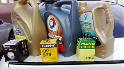 Viete, ako vybrať motorový olej? A čo filtre?