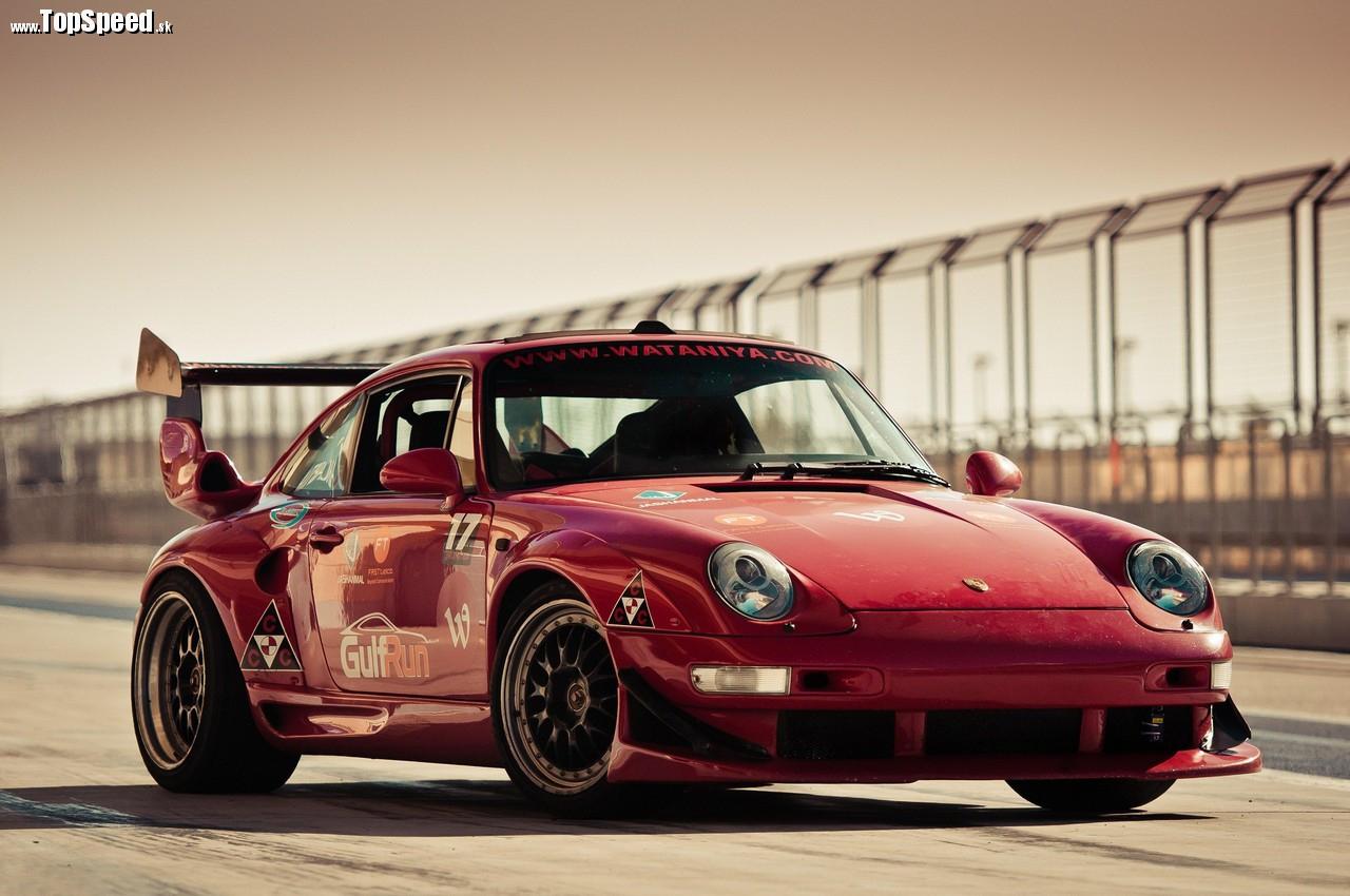 Porsche 993 Gemballa GT600