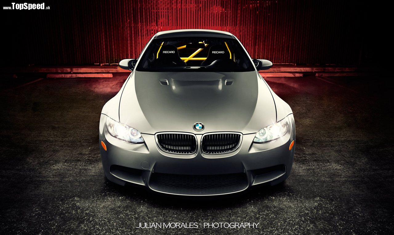 BMW 3 /Julian Morales photography/