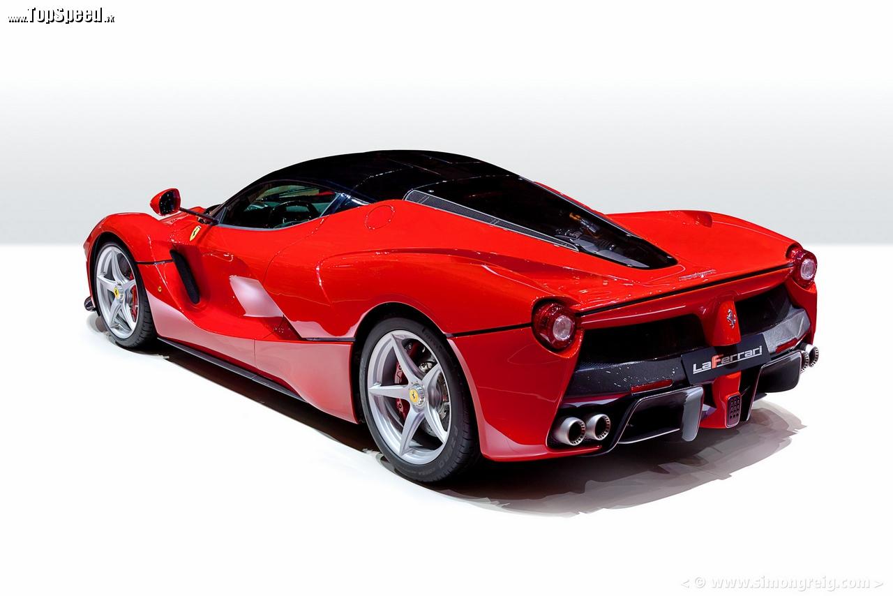 Ferrari LaFerrari /Simon Greig/