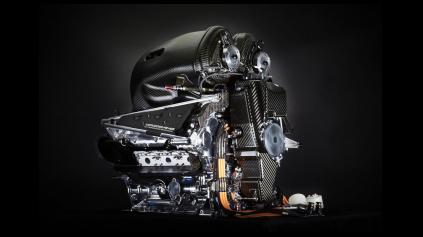 F1 posúva účinnosť spaľovacích motorov. Blíži sa až k 50%